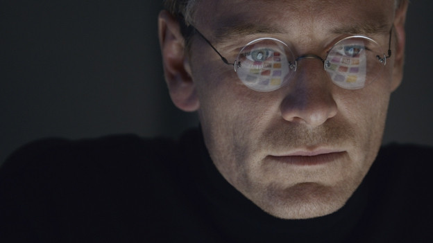 Alles dreht sich nur um Apple-Gründer Steve Jobs (Michael Fassbender).