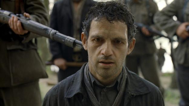 Géza Röhrig brilliert als Saul.