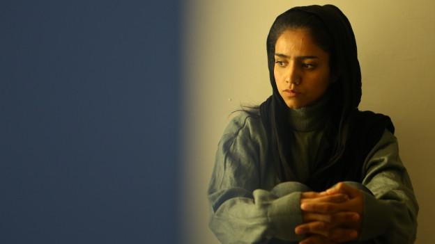 Rappen mit Kopftuch: Sonita glaubt an ihren Traum.