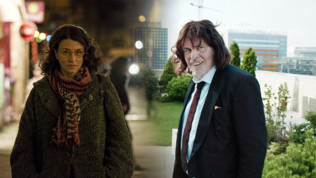 Tolle Schauspieler: Noémie Lvovsky als Rosalie Blum und Peter Simonischek als Toni Erdmann.