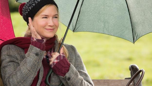 Renée Zellweger (47) spielt Bridget Jones (43) mit weniger Gewicht.