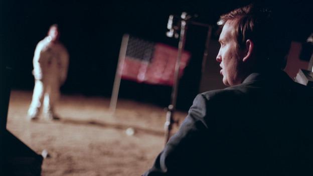 Matt Johnson, Co-Autor, Regisseur und Hauptdarsteller in einem.