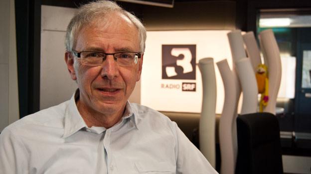 Hans Ulrich Bucher zu Gast bei SRF 3.