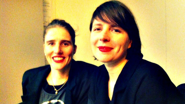 Sabine Portenier & Evelyne Roth