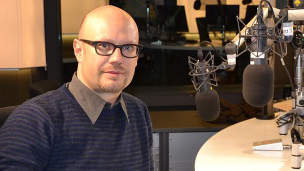 Nahostkorrespondent Pascal Weber