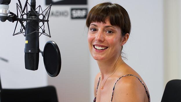 Spielt bei den Thunerseespielen die Hauptrolle in «Romeo und Julia»: Iréna Flury.