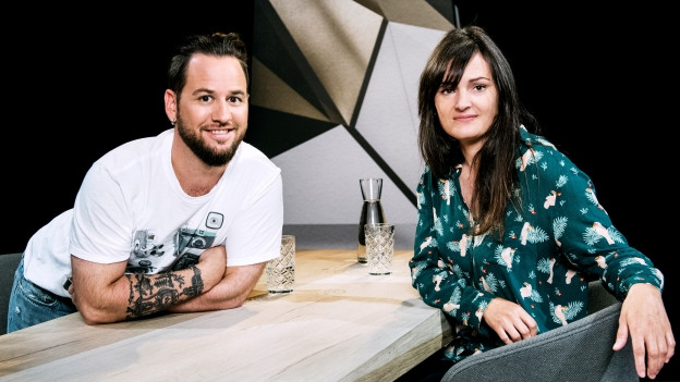 Bettina Oberli und Marc Trauffer