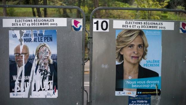 Der Wahlkampf war flau, die Terroranschläge wirkten nach.