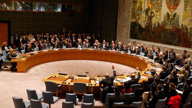 Der Uno-Sicherheitsrat einigt sich auf eine Syrien-Resolution
