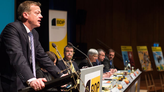 Delegiertenversammlung in Weinfelden TG
