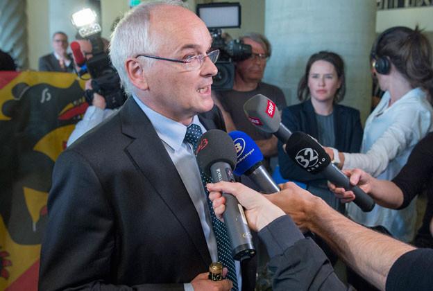 Mit der Wahl des SVP-Politikers Pierre-Alain Schnegg wird der Kanton Bern künftig wieder von einer bürgerlichen Mehrheit regiert.