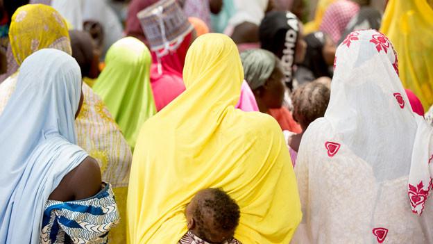 Frauen in Nigeria