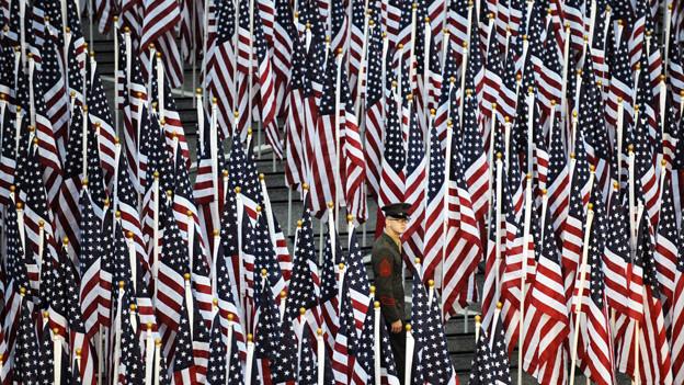Gedenkfeier für Opfer von 9/11