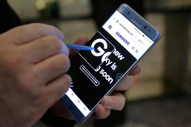 Samsung ist nur eine von mehreren Firmen, die Produkte zurückrufen musste.