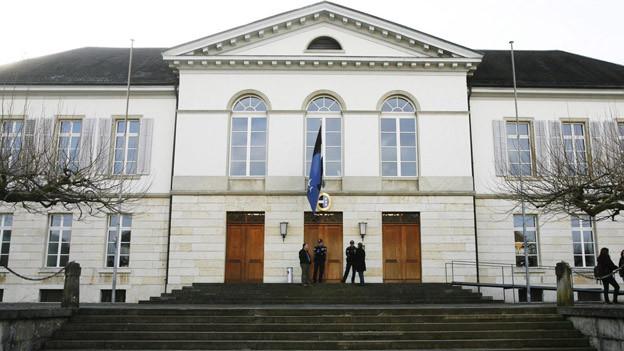 Aargauer Regierungsgebäude