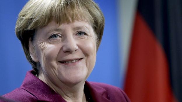 Angela Merkel will noch einmal Kanzlerin werden