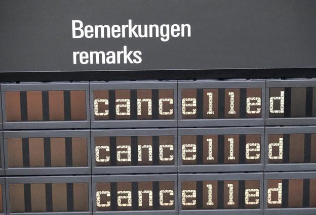 Die Piloten der Lufthansa machen eine Streikpause, die Probleme zwischen ihnen und dem Management bleiben bestehen.