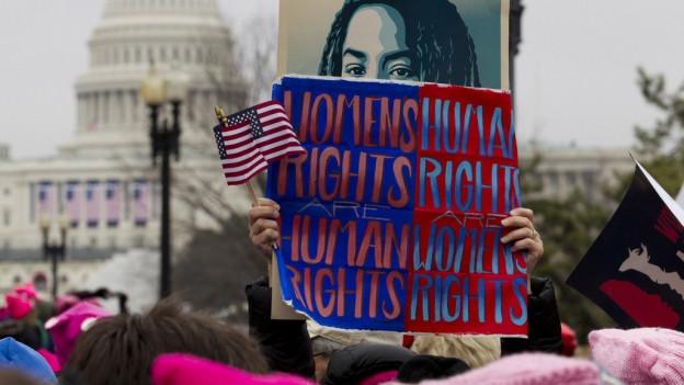 Hunderttausende wehren sich für Menschenrechte