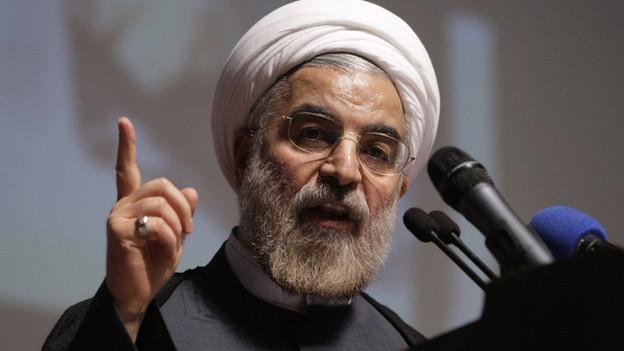 Reformer Rohani bleibt weitere vier Jahre im Amt