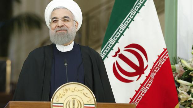 Hassan Rohani soll für weitere Reformen sorgen