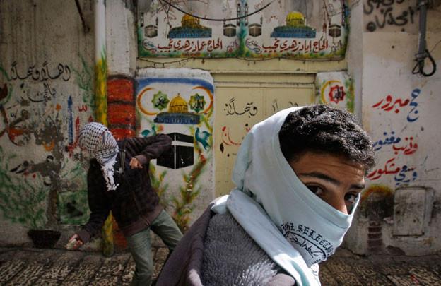 Der Tempelberg in Jerusalem steht im Zentrum der jüngsten Zusammenstösse zwische Palästinensern und Israelis.