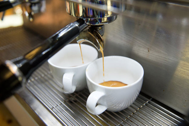 Kaffeevollautomaten aus der Schweiz dominieren den Weltmarkt.