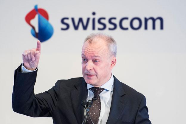 Swisscom-Chef Urs Schäppi zu den Herausforderungen des geänderten Kommunikationsverhaltens.