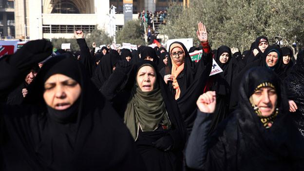 Was wollen die tausenden Demonstriernden, die dieser Tage in Iran auf die Strasse gehen?
