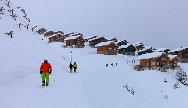 Dominique de Buman: Die Schweizer Tourismusbranche hat sich aus der Kältestarre gelöst.