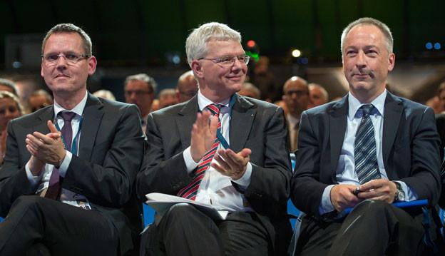 Zwar wollen die Männer in Schweizer Verwaltungsräten mehr Frauen in ihren Reihen, doch das soll ohne vorgeschriebene Quoten geschehen.