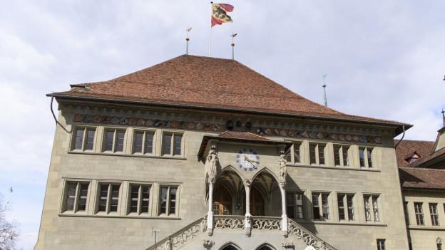 Rathaus in Bern: Hier werden die Neuen debattieren und regieren