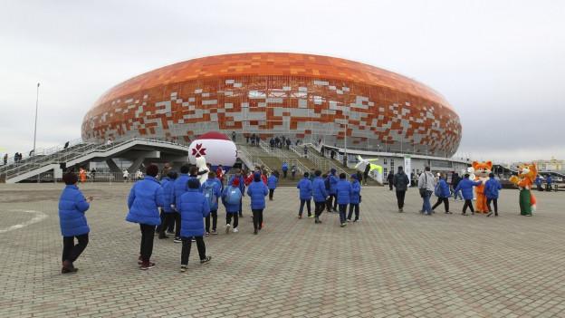 Für die Reiseveranstalter rollt der Rubel schon vor dem Anpfiff.