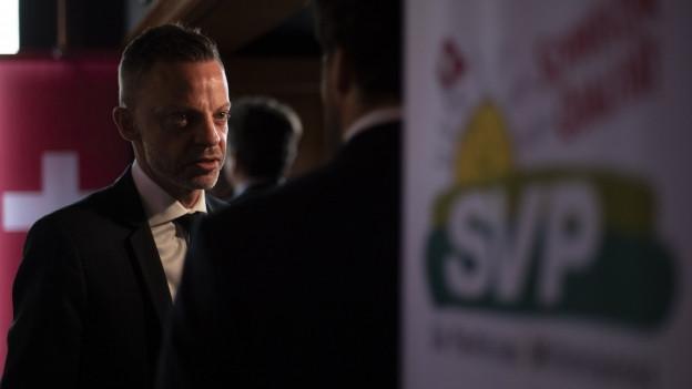 SVP-Politiker Hans-Ueli Vogt