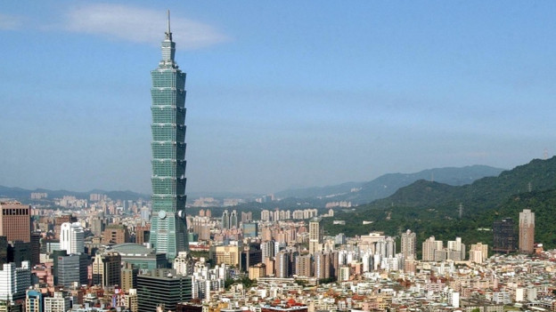Wegen Chinas Vorgehen in Hongkong steigt die Sorge in Taiwan.