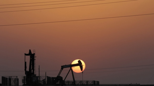 Nach wie vor wird viel Öl gefördert, trotz schwankendem Preis.