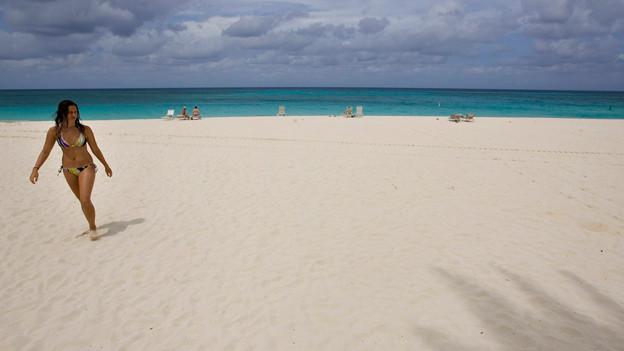 Die Cayman Islands gelten als Steueroase.