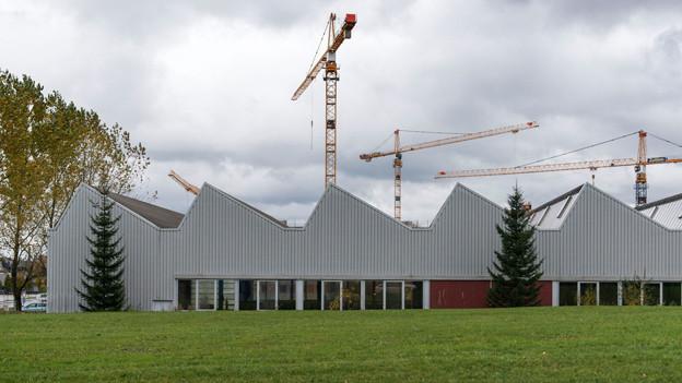 Industrie in La Chaux-de-Fonds