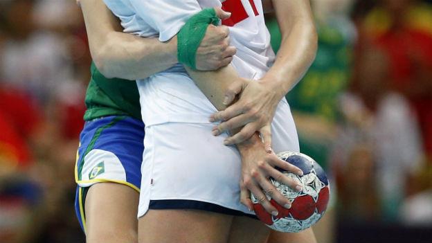 Frauenhandball Olympische Spiele 2012