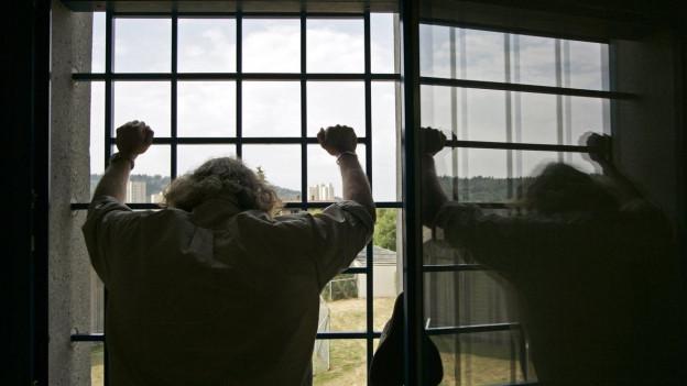 Die eigentliche Strafe beginnt für viele Gefängnisinsassen erst in Freiheit.