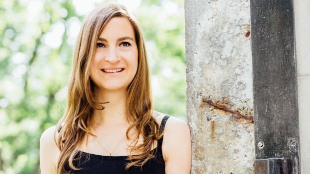 Sie hat den Weg zurück in ein glückliches Leben gefunden: Deborah Sutter