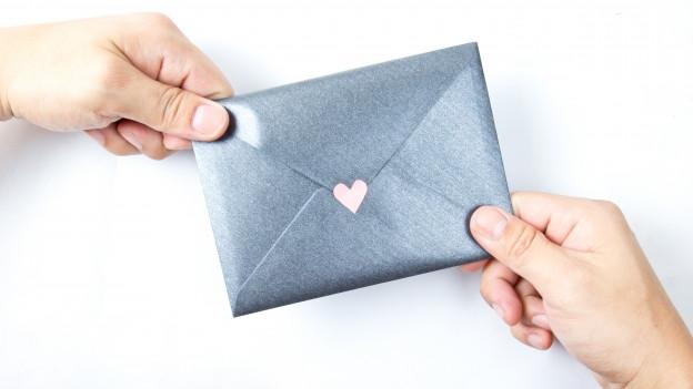 Liebesbriefe sind nicht tot - nur anders als früher