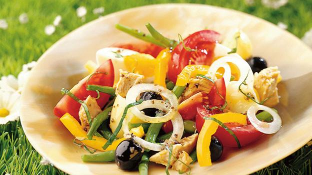 Kann man den Salade niçoise nicht mögen?