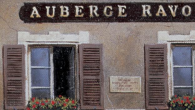 J.R. Bechtle: Hotel van Gogh