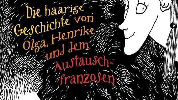 Kirsten Reinhardt: Die haarige Geschichte von ... (Carlsen Verlag)