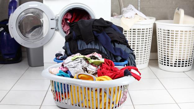 Richtig Wäsche waschen
