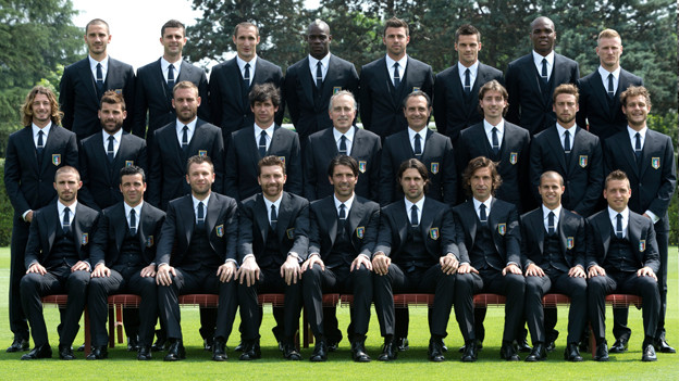 Italien fussball anzug