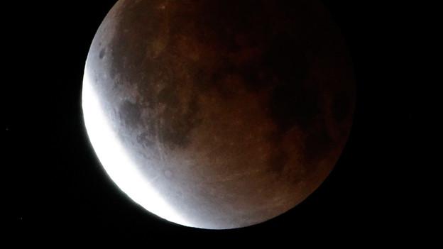Ein magischer Mond zieht uns in seinen Bann.