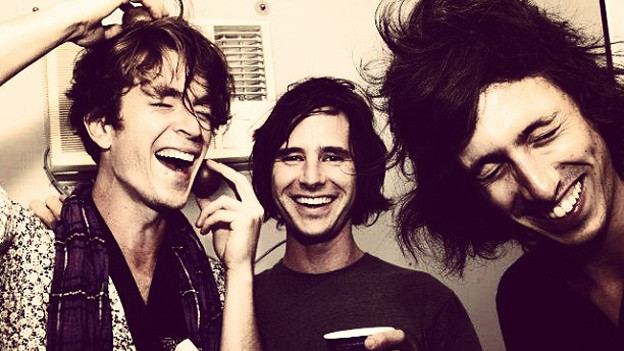 Erst das Debütalbum, jetzt schon bald auf Tour: die australische Rockband Me.