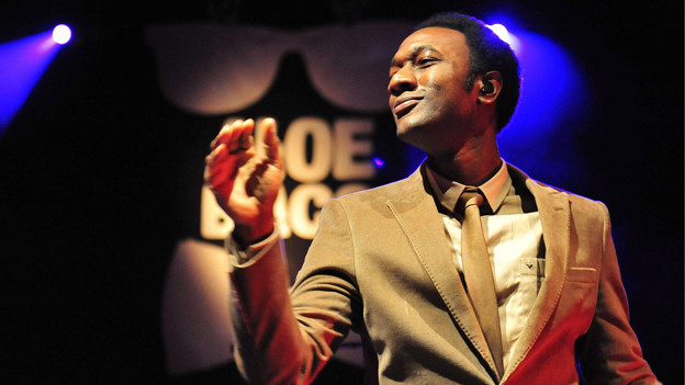 Ein geborener Entertainer: Aloe Blacc