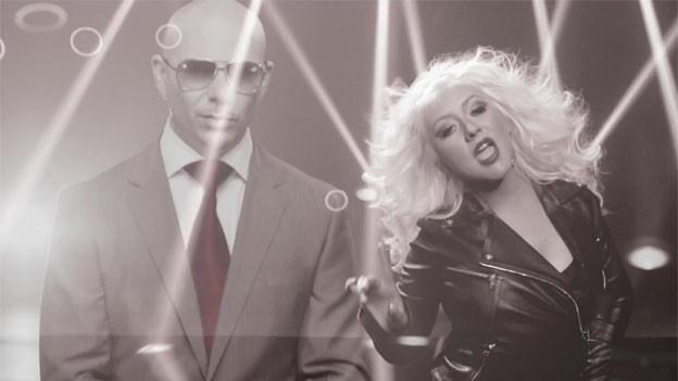 Pitbull und Christina